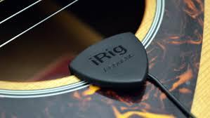 ik ik multimedia irig acoustic stage review all things gear
