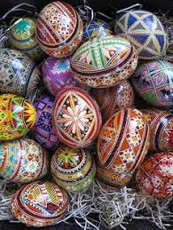 wax easter egg decorating see how to make pysanky ukrainian wax and dye easter eggs you can