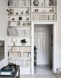 Boon Bookshelf 4 Stylish Doorway Bookshelves Via Cocolapinedesign Com Walls
