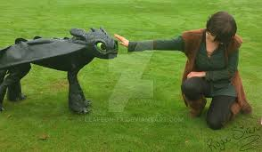 toothless costume toothless and hiccup by leafeon ex on deviantart