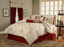 elegant bedroom comforter sets bedroom elegant luxury red skin bedding sets with curtains decor
