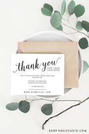 Company Message On Business Cards The 25 Best Business Thank You Cards Ideas On Pinterest