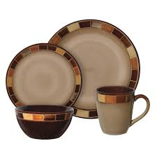 gibson casa estebana 16 pc dinnerware set