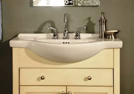 sink ideas for small bathroom narrow bathroom sink vanity fancy depth for prepare 18 within