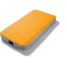 Air Bed Pump Walmart Intex Twin Super Tough Airbed Mattress With Built In Battery Pump