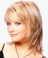 above shoulder tapered around face hairstyle shoulder length hairstyles for round faces is the most versatile