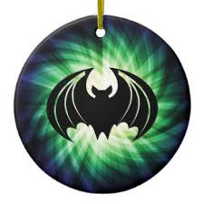 black bat ornaments keepsake ornaments zazzle