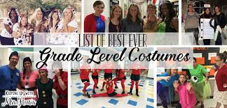 costumes for the best grade level costumes for teachers the tpt
