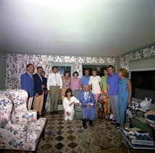 see the entire kennedy family sargent shriver and eunice