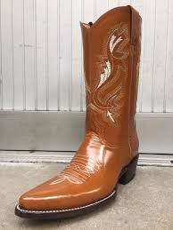 all leather handmade boots for men space cowboy nyc