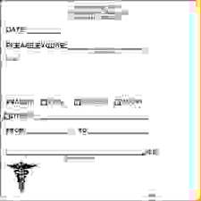 11 fake doctor noteagenda template sample agenda template sample