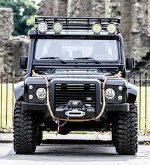 land rover defender engine spectre