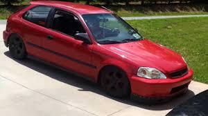 honda cars 2000 my new 2000 honda civic dx hatch youtube