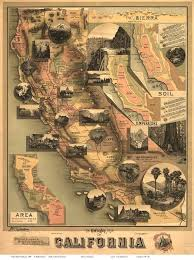 me a map of california 320 best maps with character images on vintage maps
