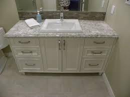 Cloud White Kitchen Cabinets by Mckerlie Construction Portfolio Categories Bathroom
