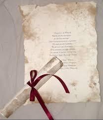 faire part mariage parchemin faire part en papier calque mariage forum vie pratique