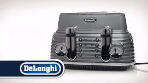 De Longhi Kettle And Toaster De U0027longhi Scultura Toaster Ctz4003 Youtube