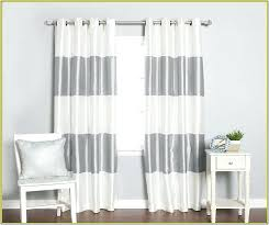 Gray And White Blackout Curtains Gray And White Curtains Grey And White Blackout Curtains Gray