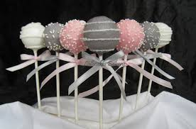 cake pops ready to pop favors ready to pop baby shower cake pops made