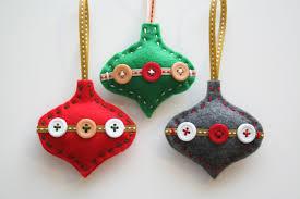 ornaments felt ornaments felt or