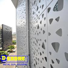 Metal Curtain Wall Aluminum Decorative Wall Panel Buy Metal Curtain Wall Metal
