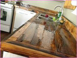 diy kitchen countertops ideas awesome diy kitchen countertops with regard to property