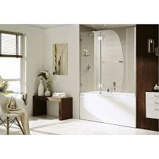 E Shower Door Republic 0asbs02 W Sp01 E Premium 3 8 Thick Clear