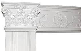 Decorative Door Trim and Baltimore Molding for Door Trim
