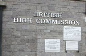 Seeking Nairobi Uk High Commission Seeking To Recruit A Driver Brits In Kenya