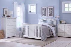 Stratford Convertible Crib Stratford Toddler Bed Collection In White Finish Stratford
