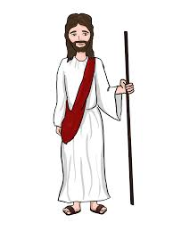 cartoon jesus clipart cliparting com
