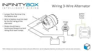 alternator wiring diagram alternator wiring from scratch