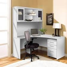 Computer Desk And Hutch Best 25 Small L Shaped Desk Ideas On Pinterest Office Room