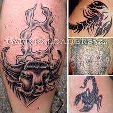 horoscope designs for tattoos tattoo loaders tattoo designs