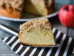 recette de cuisine cake crumb cake aux pommes gâteau pommes et crumble la cuisine d adeline