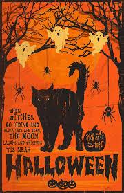 25 vintage halloween posters ideas vintage