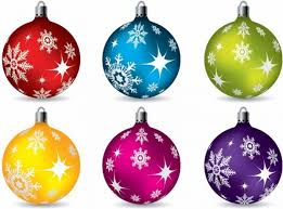 colorful ornaments vector free vector in