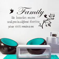 Family And Love Quotes by Online Get Cheap Wall Decals Quotes Family Branches Aliexpress
