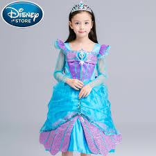 frozen costumes disney frozen dress elsa baby costumes snow