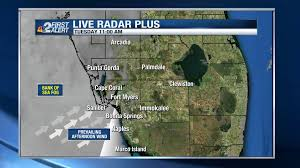 Florida Radar Weather Map by Weather Blog The Story Of Sea Fog Nbc 2 Com Wbbh News For Fort
