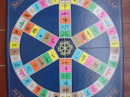 trivial pursuit 80s trivial pursuit board for use with master subsidiary