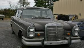 1960 mercedes for sale 1960 mercedes 220s 4 door sedan 6cyl automatic for sale