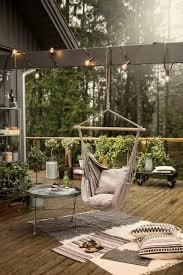 hã ngematte balkon chestha design gemütlich balkon