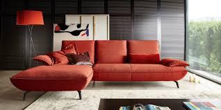 design canapé canapé design de marque allemande confortable et robuste à