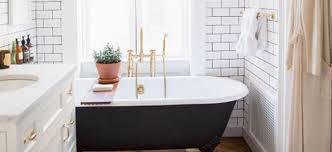 Brass Fixtures Bathroom Trend Alert Brass Is Back Kitchen Bath Trends