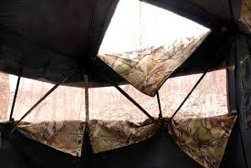 rhino ups the ante in ground blind technology and design u2013 hunt daily