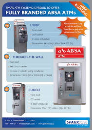 installation options spark atm systems