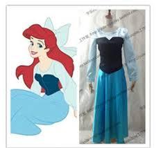 Ariel Mermaid Halloween Costume Adults Mermaid Costume Ariel Mermaid Costume