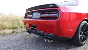 Dodge Challenger 2007 - corsa performance 14987 corsa dodge challenger srt 392 r t