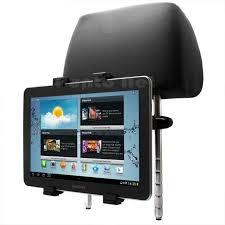 porta tablet auto soporte tablet auto apoya cabezas porta tablet samsung
